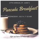 27th Annual Pancake Breakfast SIGN UP